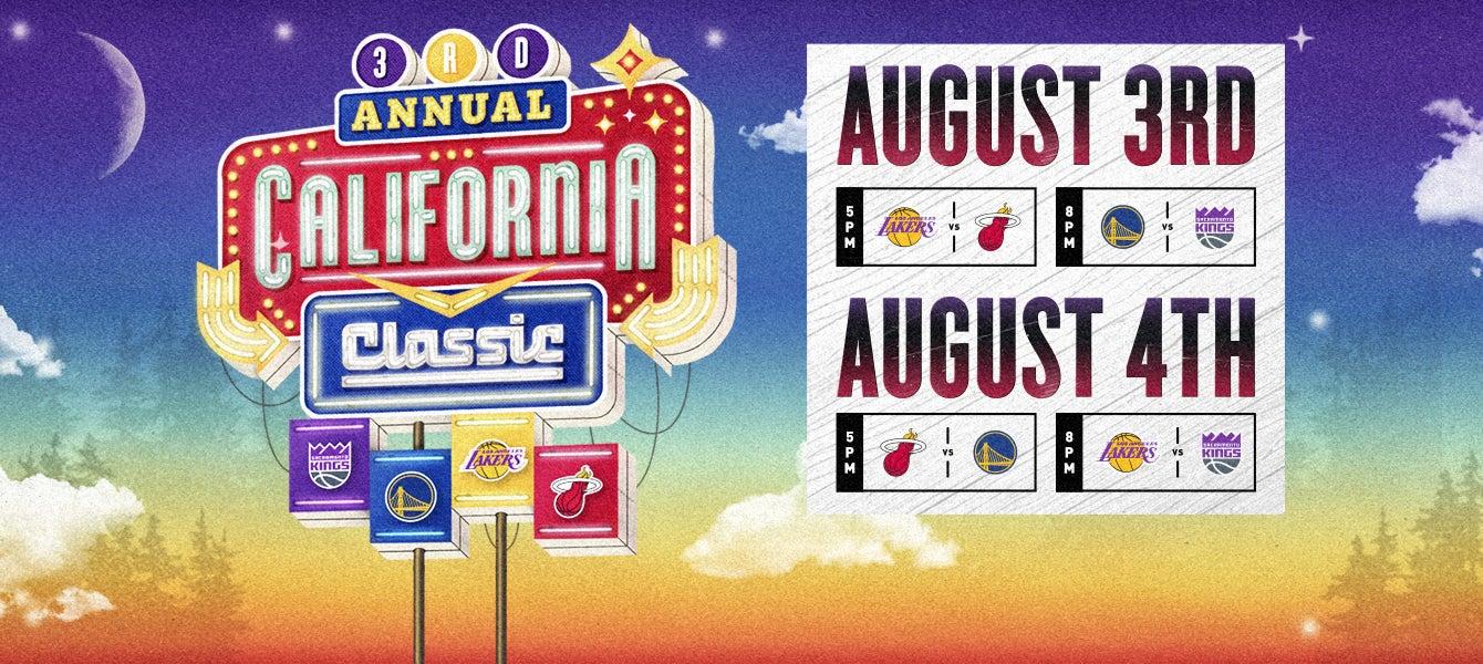 More Info forCalifornia Classic