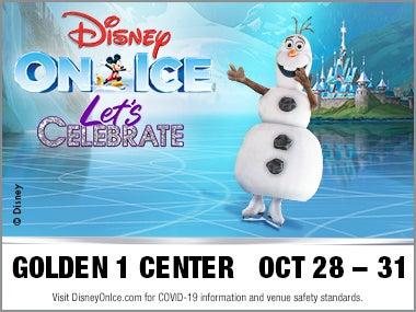 More Info forDisney on Ice Presents Let's Celebrate