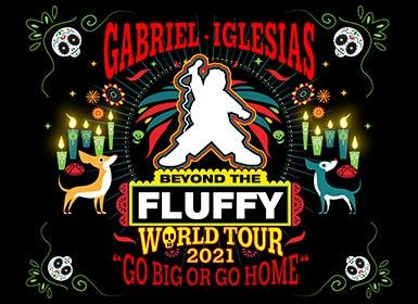 More Info forGabriel Iglesias - Rescheduled