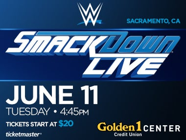 More Info forWWE SmackDown Live