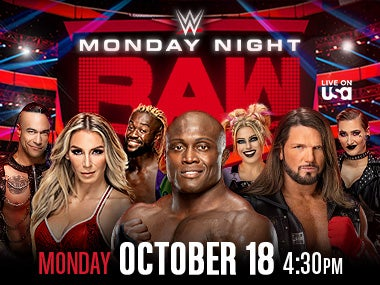 More Info forWWE RAW