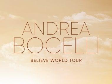 More Info forAndrea Bocelli