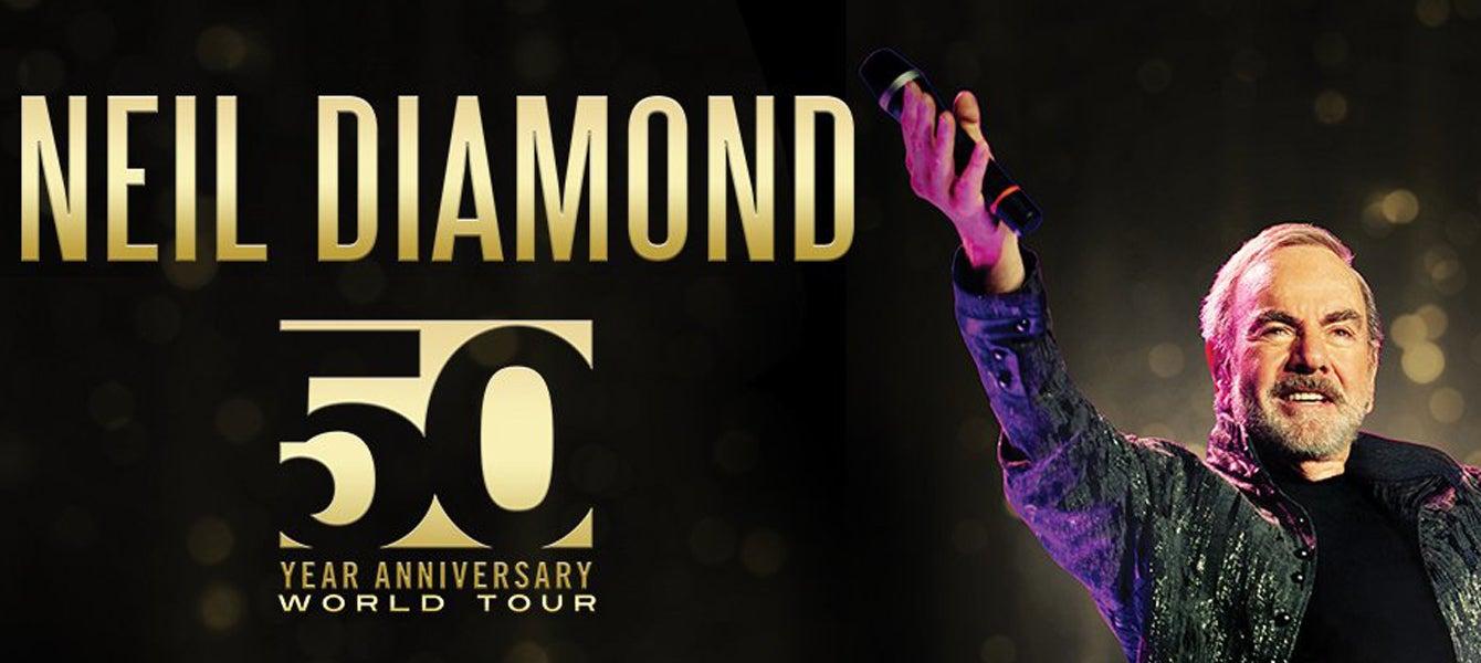 Neil Diamond Tour  Chicago
