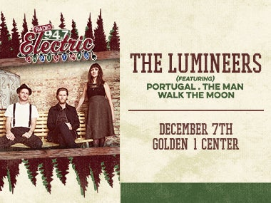 More Info forRadio 94.7 Presents Electric Christmas 2017 with The Lumineers