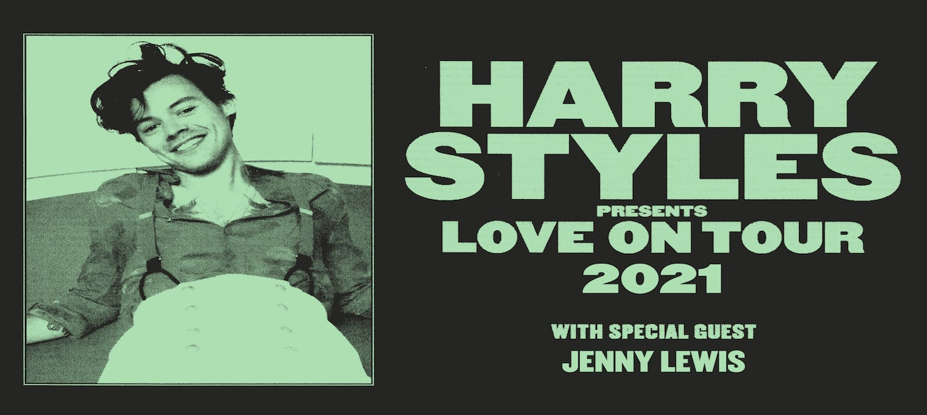 More Info for Harry Styles: Love on Tour 2021 - Rescheduled