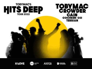 More Info forTobyMac: Hits Deep Tour 2022