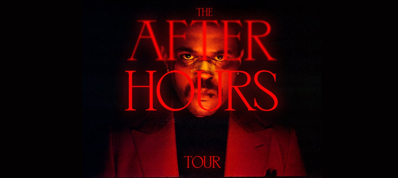 More Info forThe Weeknd: After Hours Tour - Rescheduled