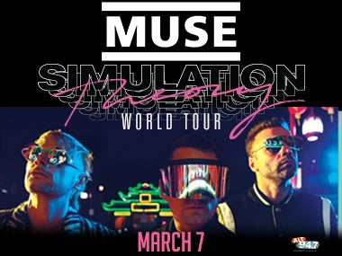 More Info forAlt 94.7 Presents Muse