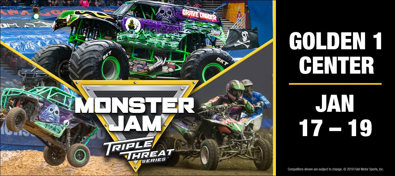 Monster Truck Show 2020.Monster Jam Golden1center