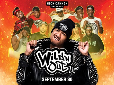 More Info forNick Cannon Presents: Wild 'N Out Live