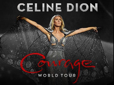 More Info forCeline Dion - Rescheduled