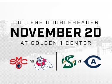 More Info forMen's College Basketball Doubleheader