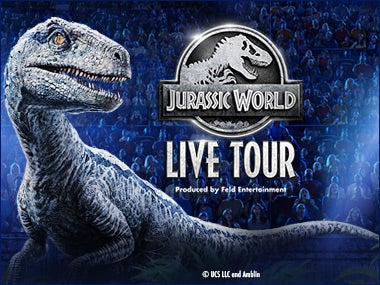More Info forJurassic World Live Tour - CANCELLED