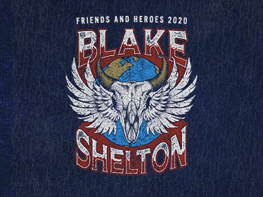 More Info forBlake Shelton's Friends and Heroes 2020