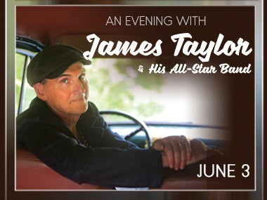 More Info forAn Evening with James Taylor & His All-Star Band