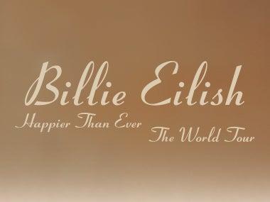 More Info forBillie Eilish