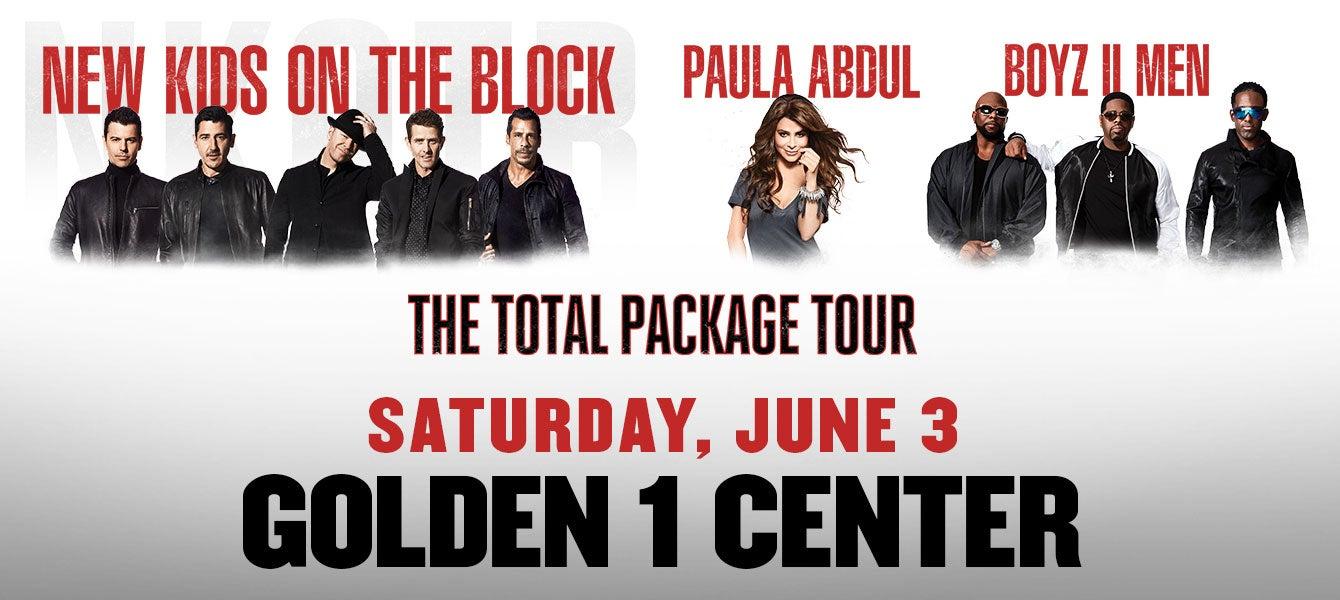 Total Package Tour Set List