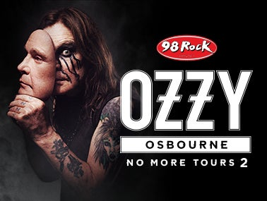 More Info for98 Rock Presents Ozzy Osbourne - CANCELLED