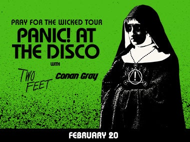 More Info forPanic! At the Disco