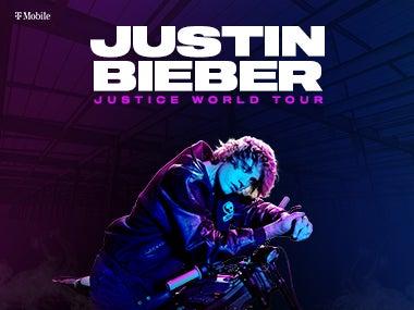 More Info forJustin Bieber - Rescheduled