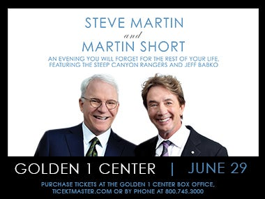 More Info forSteve Martin and Martin Short