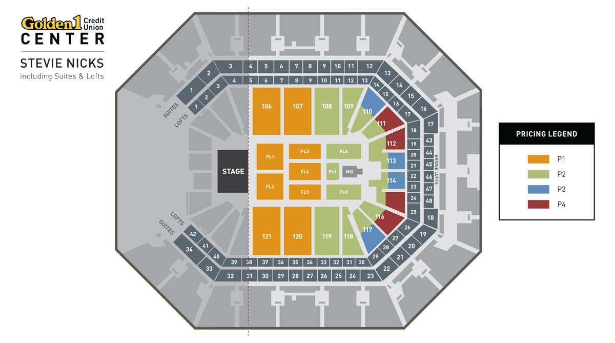 Seating Chart View