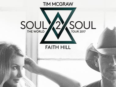 More Info forTim McGraw and Faith Hill