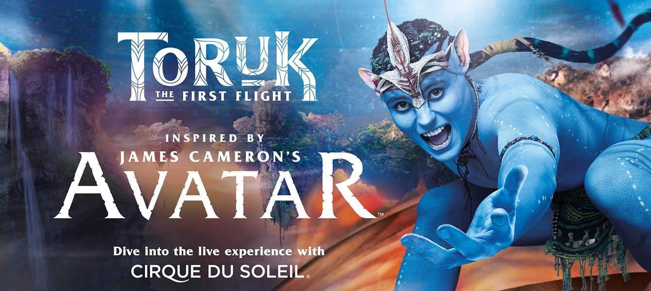 Toruk The First Flight Golden1center