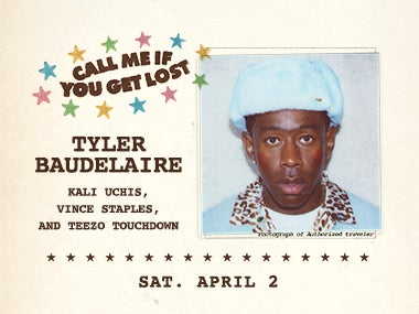 More Info forTyler, The Creator