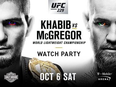 More Info forKhabib vs McGregor Watch Party