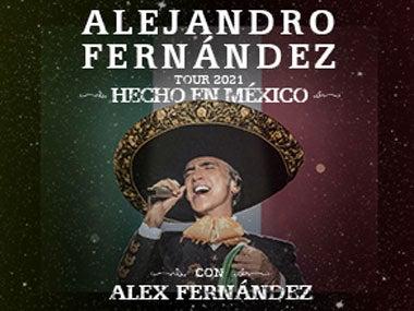 More Info forAlejandro Fernández