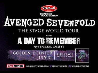 More Info forAvenged Sevenfold
