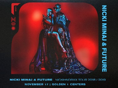 More Info forNicki Minaj and Future - POSTPONED