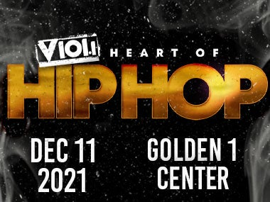 More Info forV101 Heart of Hip Hop - Rescheduled