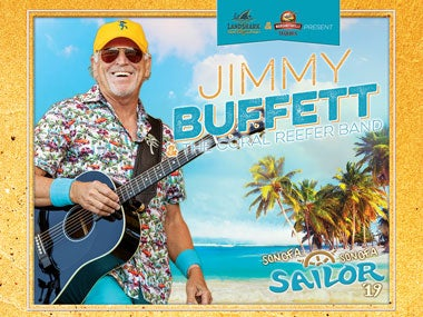 More Info forJimmy Buffett & The Coral Reefer Band