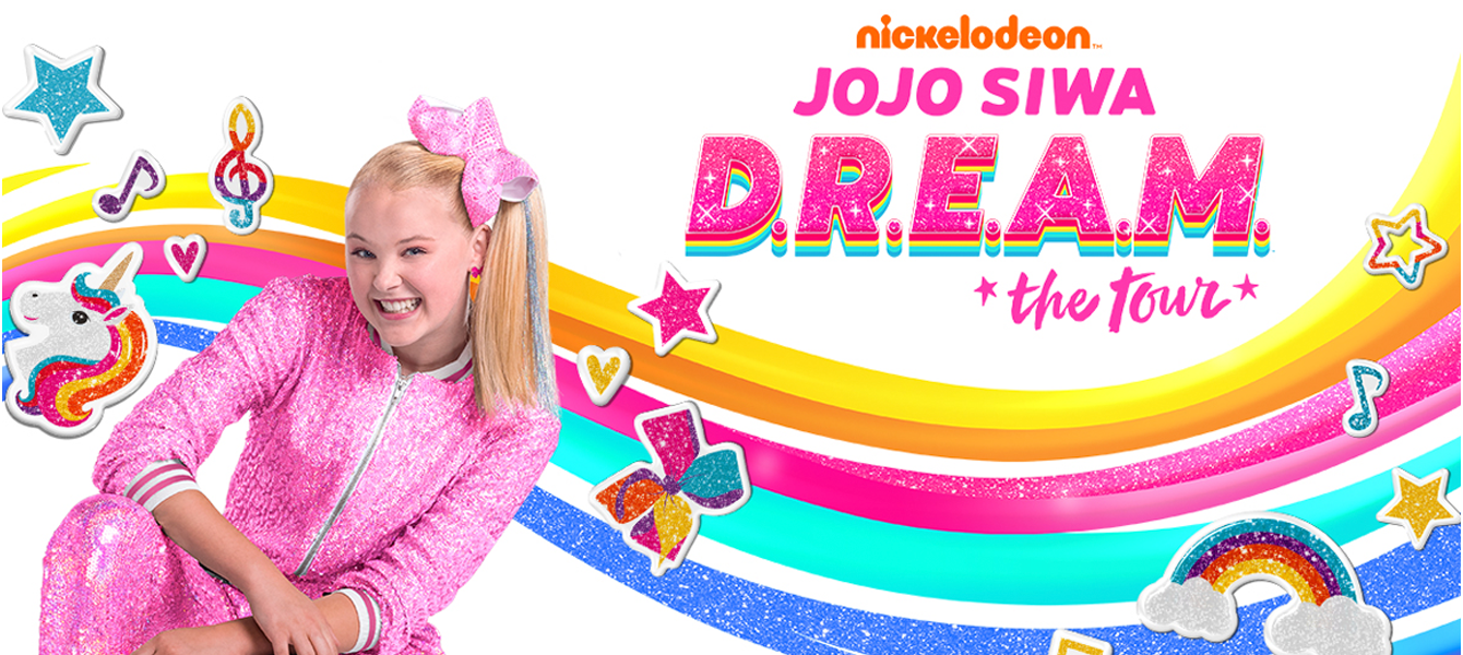 More Info forNickelodeon's JoJo Siwa D.R.E.A.M. The Tour - Rescheduled