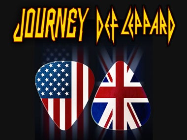 More Info forJourney & Def Leppard