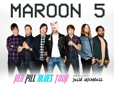 More Info forMaroon 5