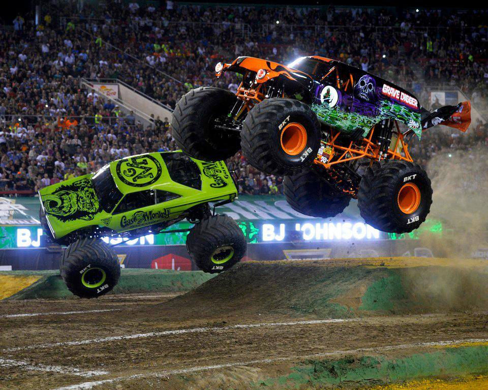 Image Gallery Monsterjam