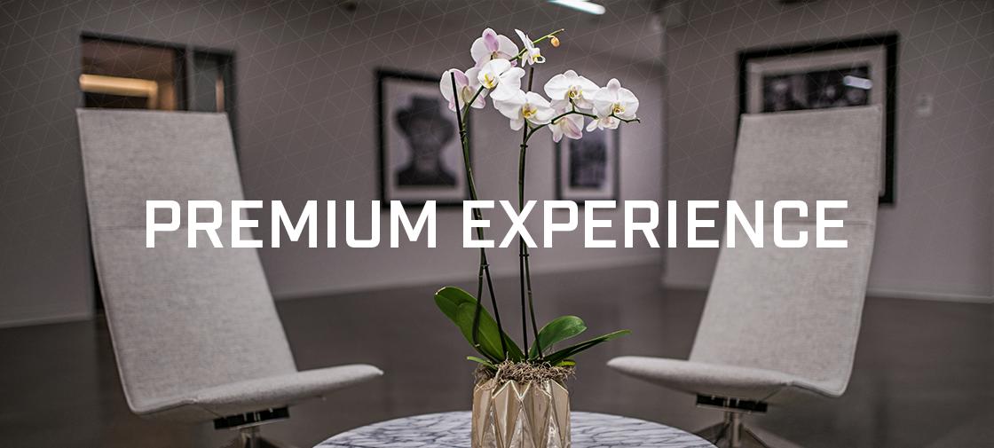 Premium Experiences